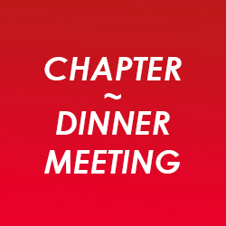 DINNER MEETING- SAVE THE DATE FOR MARCH